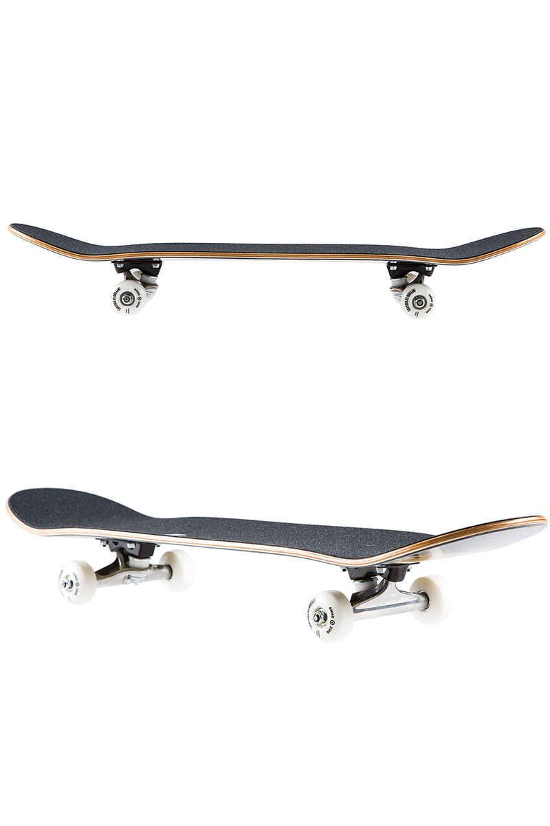 "Inpeddo Brusher 7.75"" Complete-Skateboard (gold)"