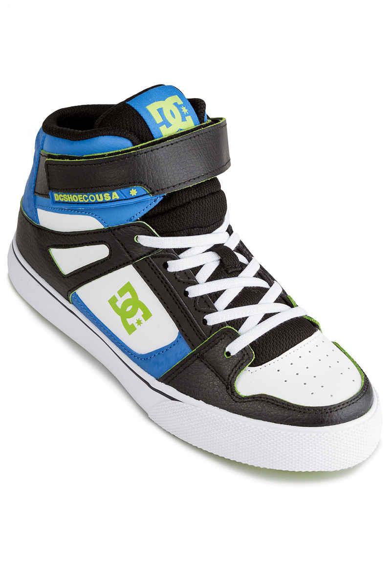 DC Pure High Top SE EV Schuh kids (blue black white)