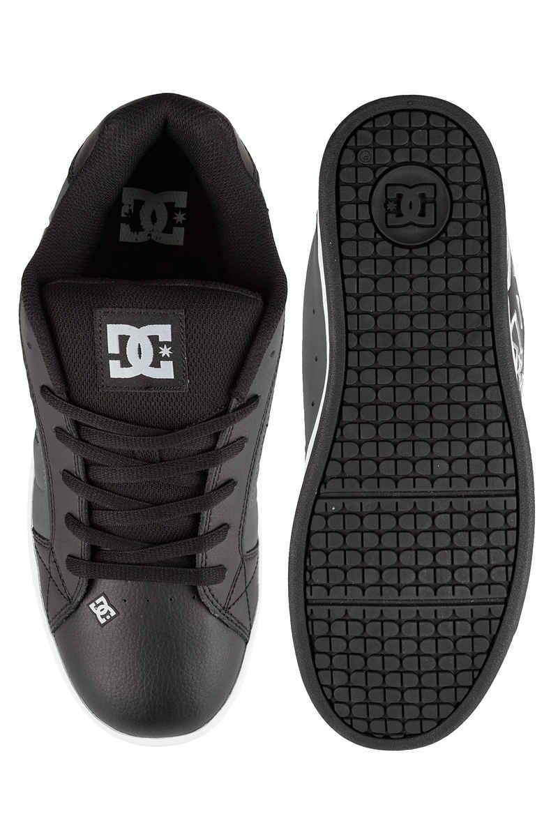 DC Net Chaussure (black black grey)