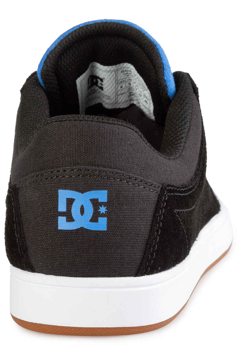 DC Crisis Shoes (black black blue)