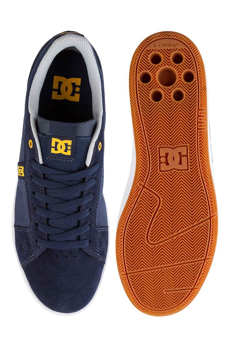 DC Astor Schoen (navy yellow)