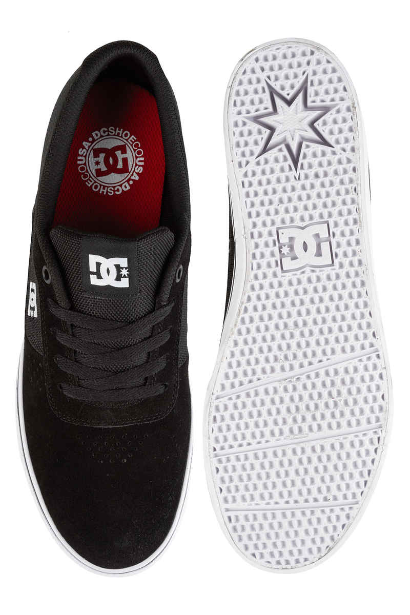 DC Switch S Shoes (black white black)