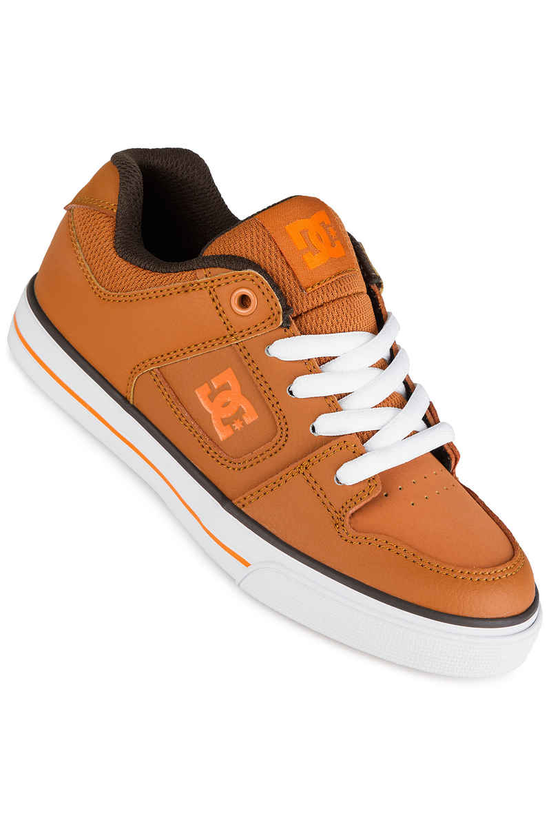 DC Pure Schoen kids (brown)
