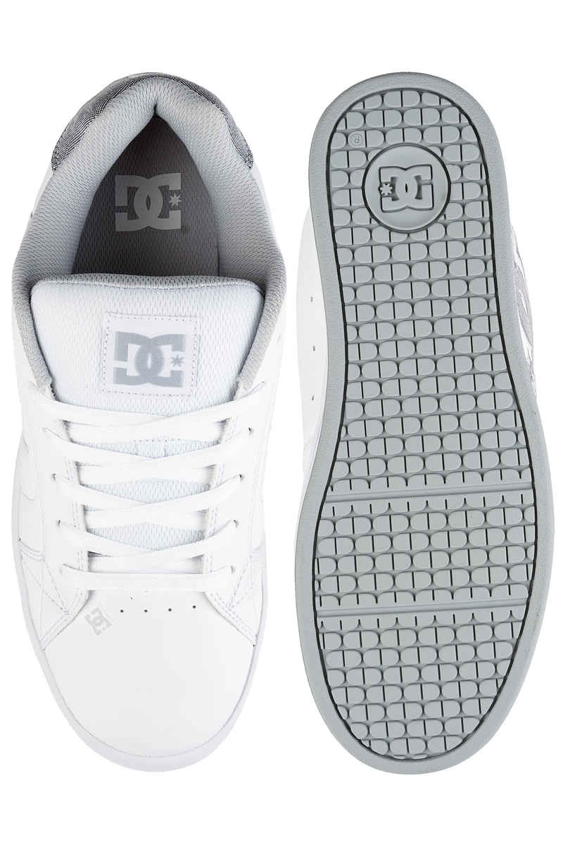DC Net SE Schuh (white white light grey)