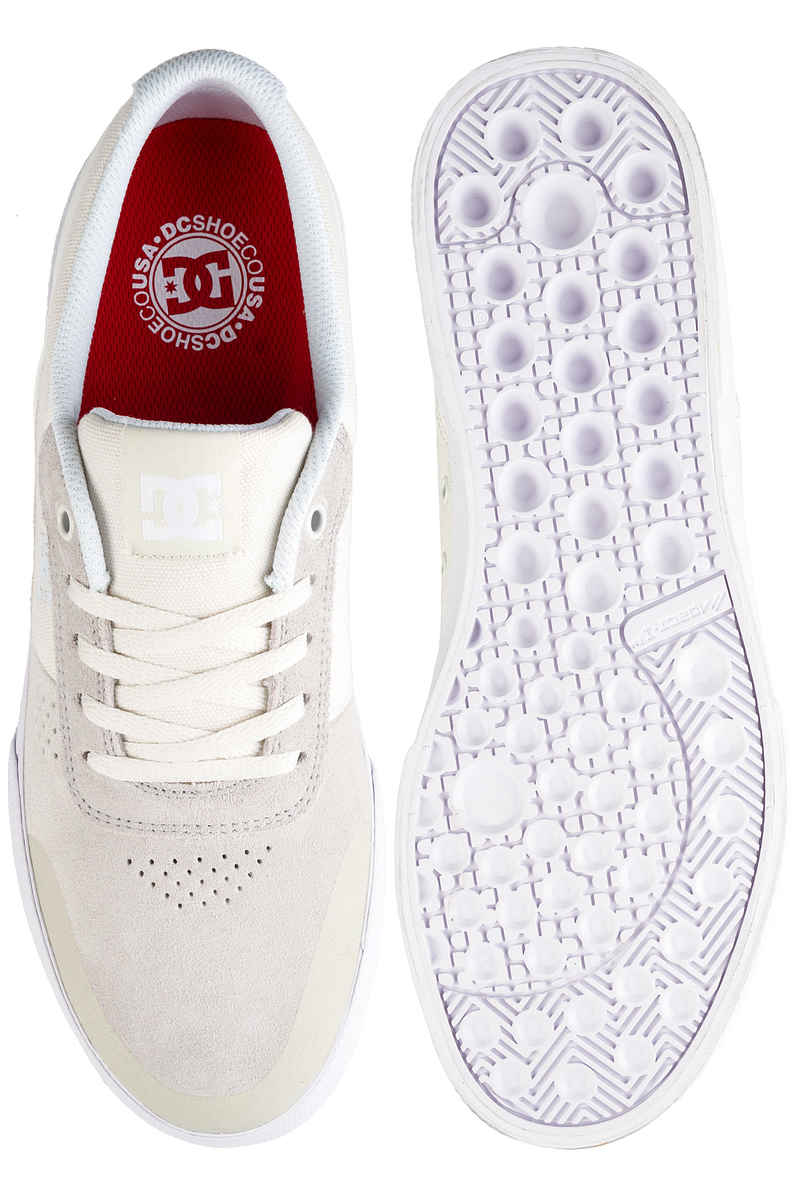 DC Switch Plus S Shoes (white)