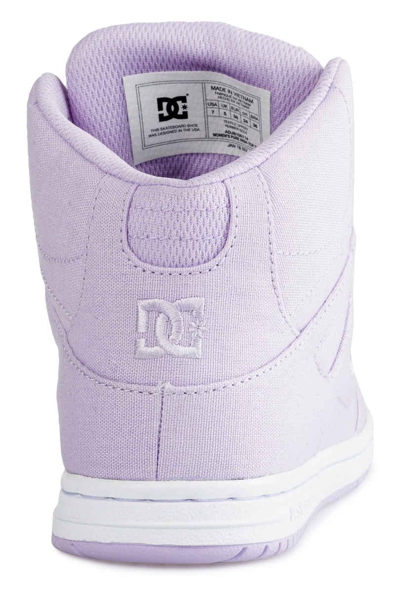 DC Pure High Top TX Zapatilla women (lilac)