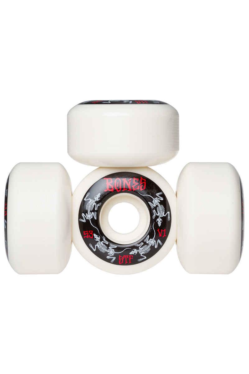 Bones STF-V1 Series III Wheels (white) 53mm 103A 4 Pack