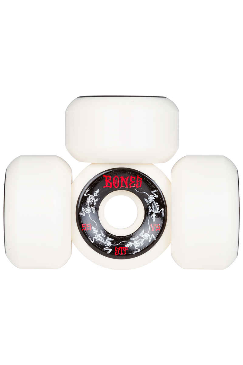 Bones STF-V5 Series III Rollen (white) 55mm 103A 4er Pack