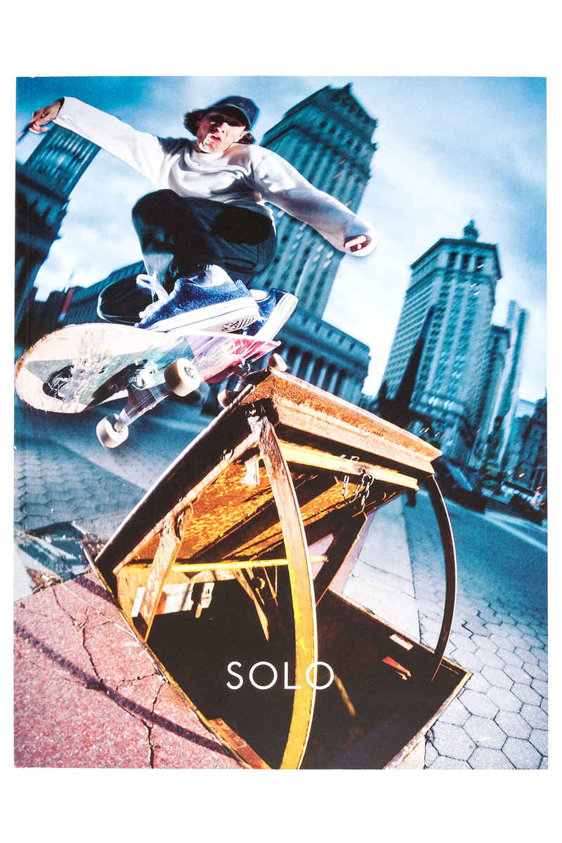 SOLO Skateboard Magazin #19