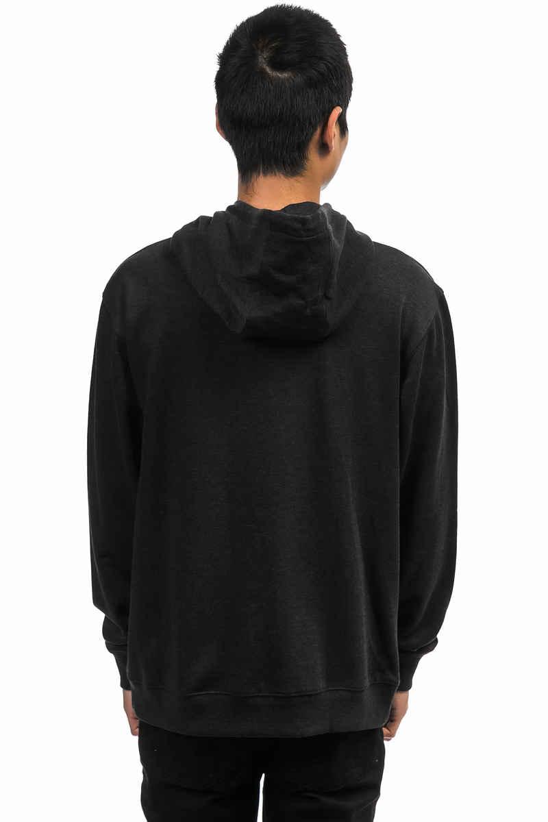 DC Rebel Zip-Sweatshirt avec capuchon (black)