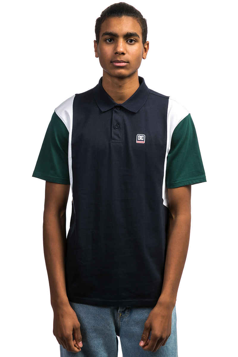 DC Fenton Polo-Shirt (dark indigo)