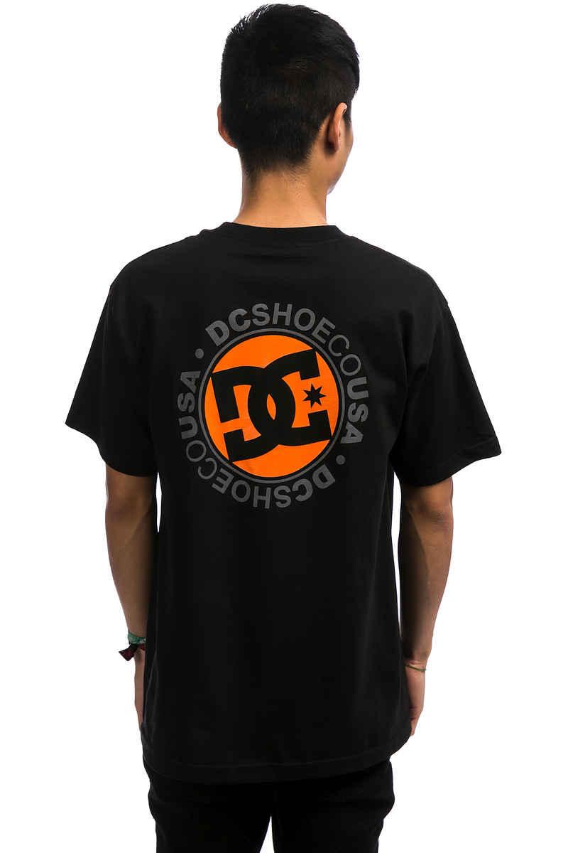 DC Round Reflect T-Shirt (black)