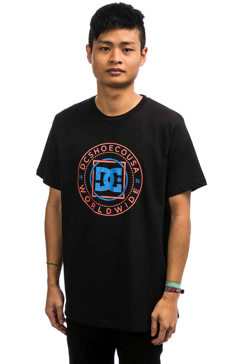 DC Endless Frontier T-Shirt (black)