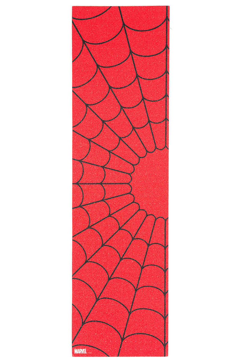 Grizzly x Spiderman Webbed Grip Skate (red)