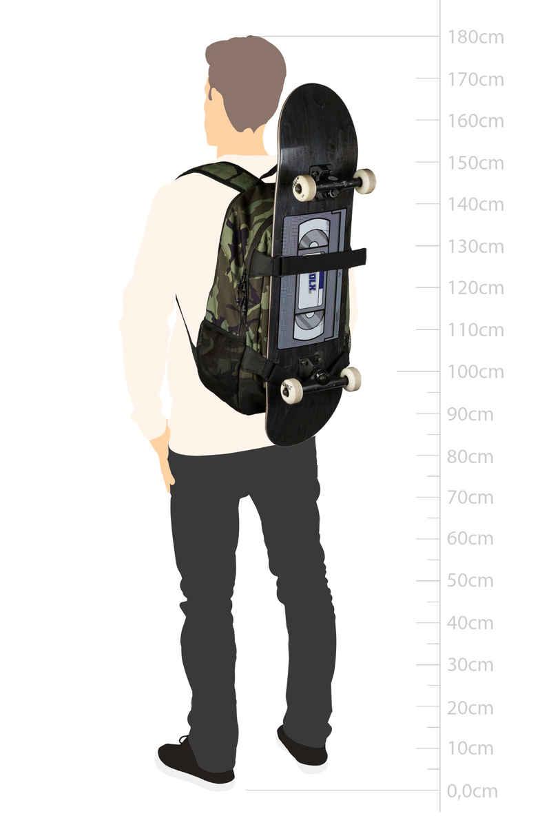 DC Clocked Zaino 19L