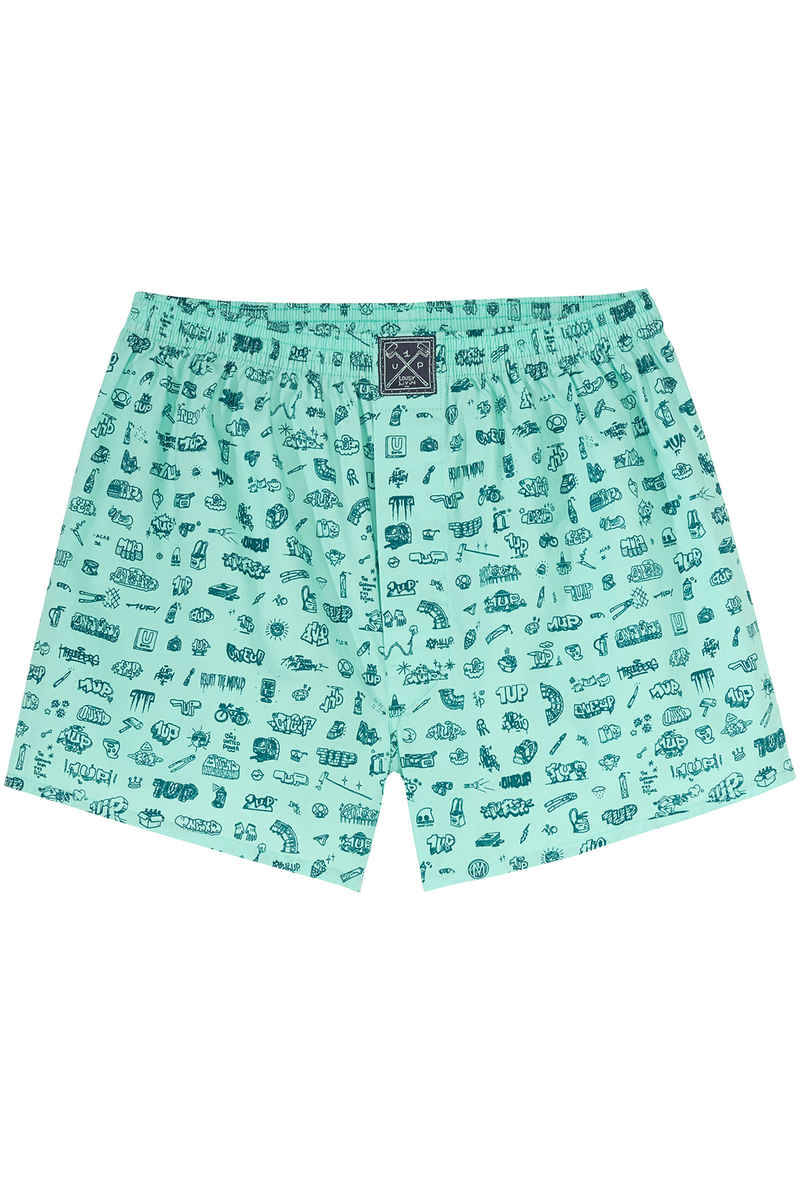 Lousy Livin Underwear x 1Up Livin 2.0 Boxershorts (beach glass)