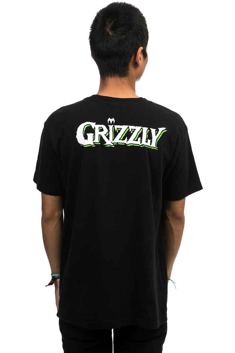 Grizzly x VNM OG Bear T-Shirt (black)