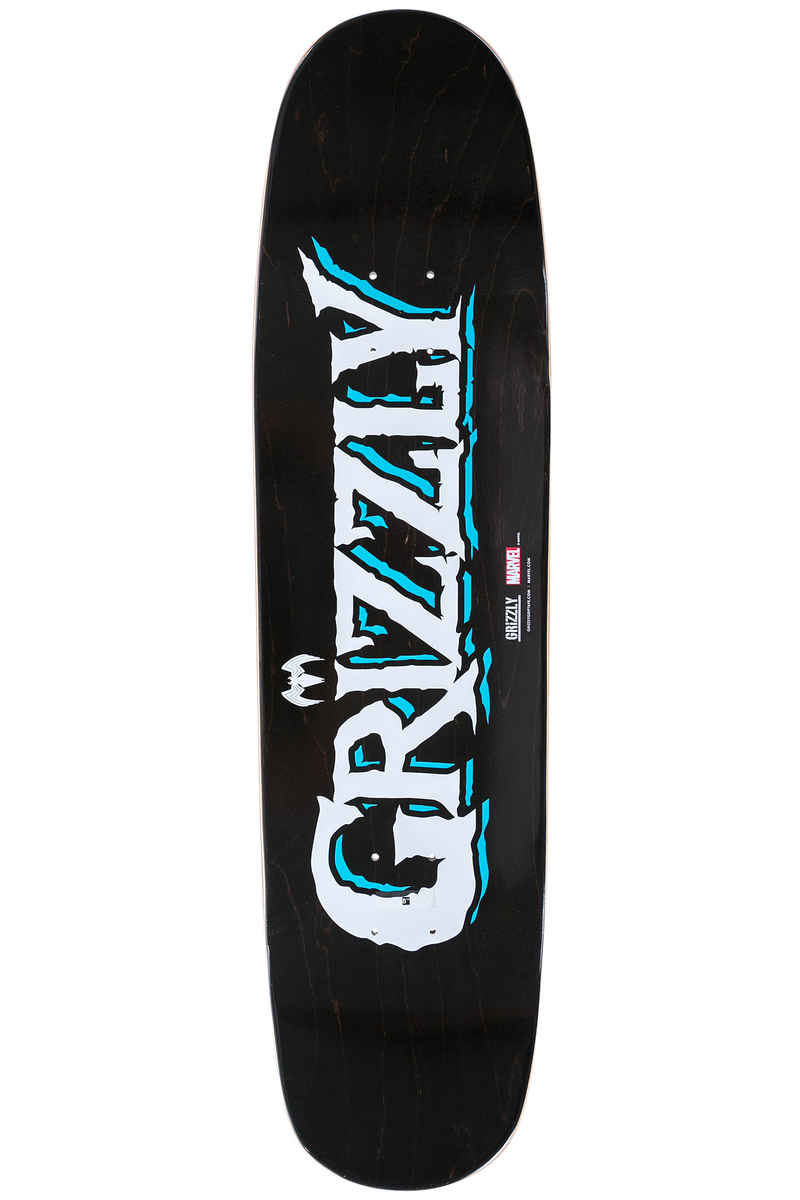 "Grizzly x VNM Creeper 8"" Deck (blue)"