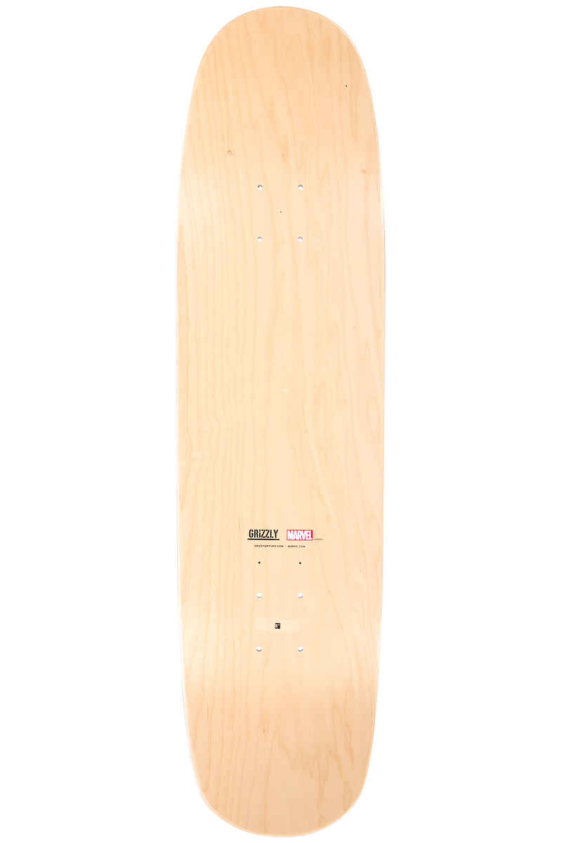 "Grizzly x VNM Bear 8"" Deck (white)"