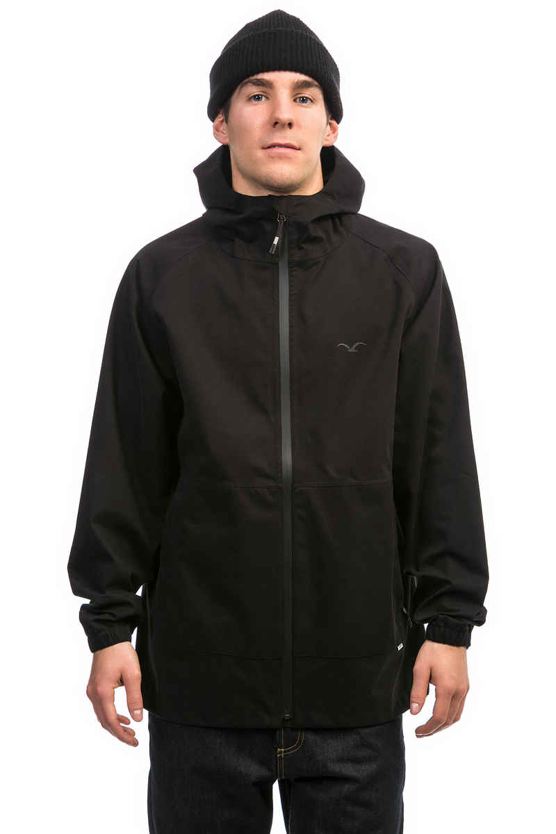 Cleptomanicx Nord West Veste (black)