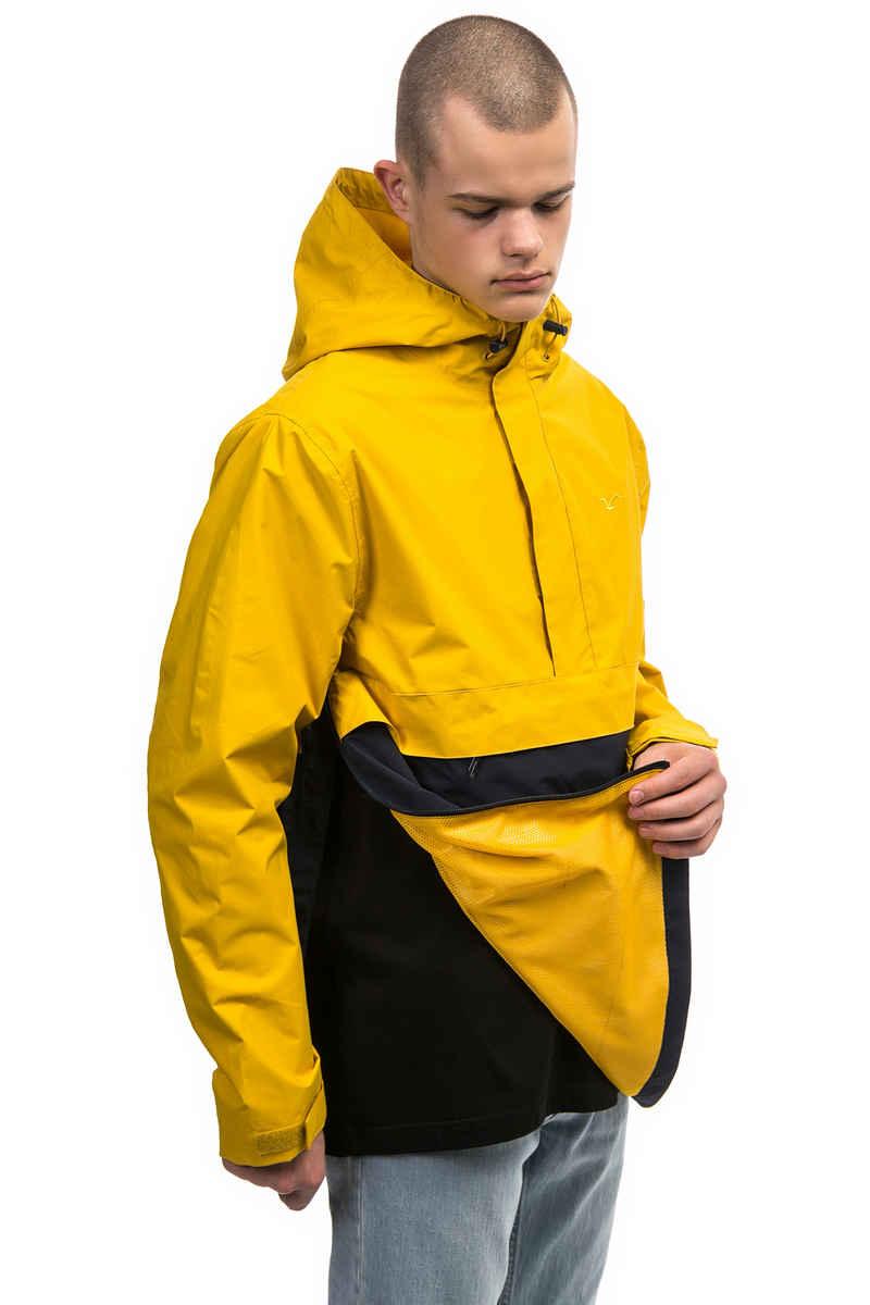 Cleptomanicx City Hooded Summer Jacke (spicy lemon)