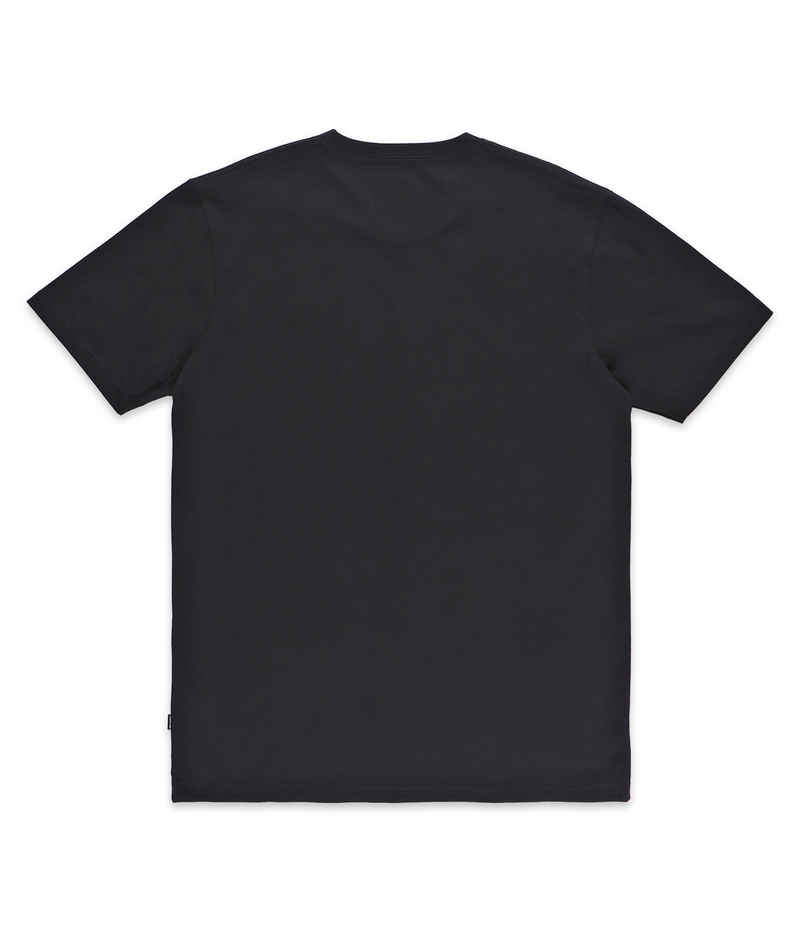Cleptomanicx Embro Gull T-Shirt (black)