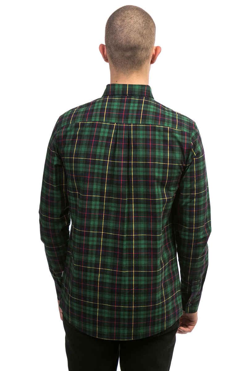 Cleptomanicx Plaid 3 Camisa (ponderosa pine)