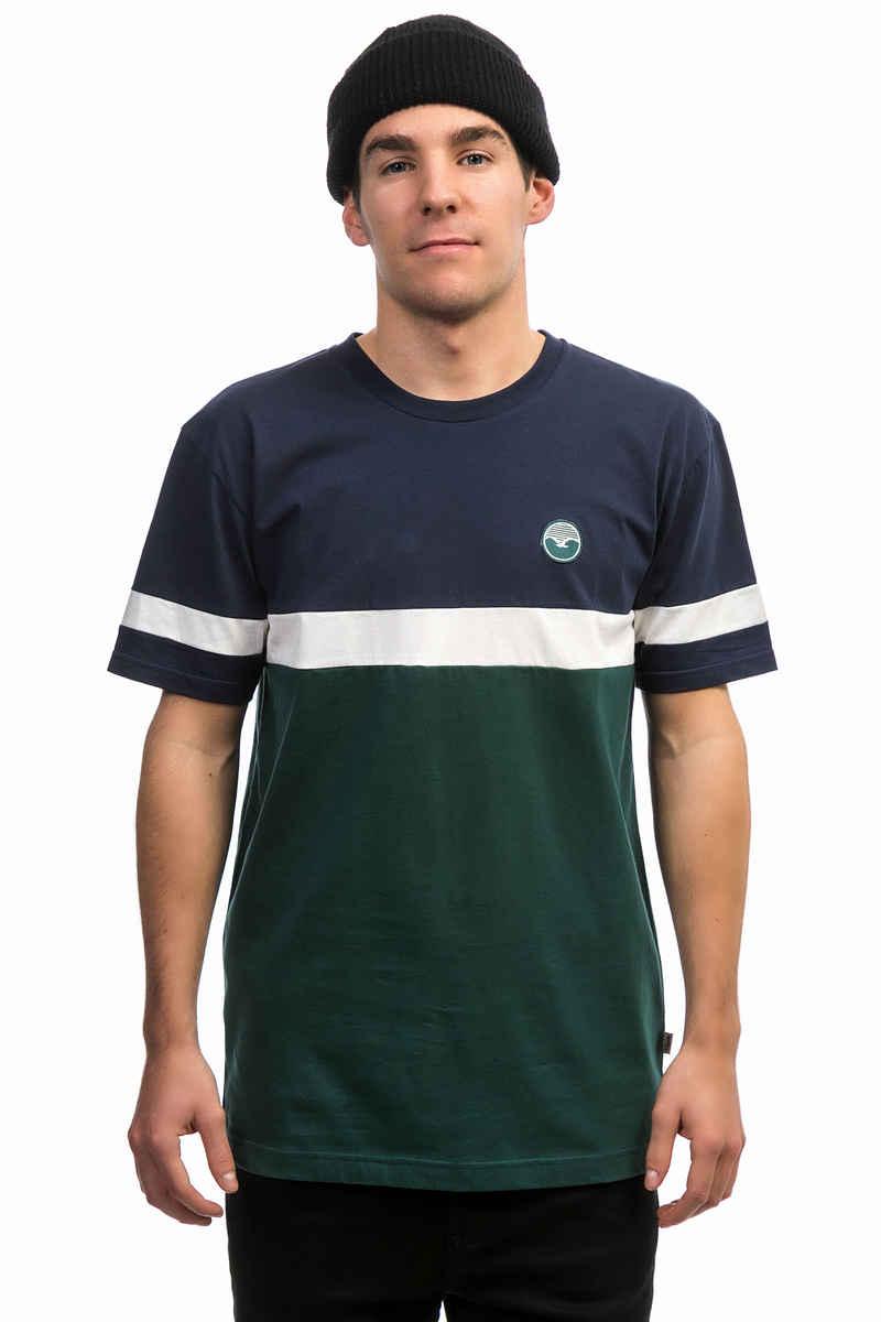 Cleptomanicx Nautic TS T-Shirt (dark navy)