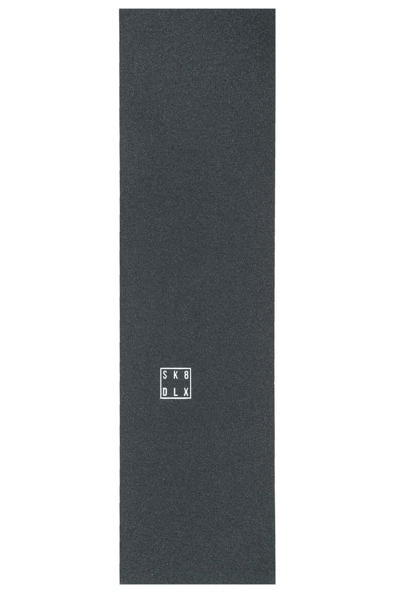 SK8DLX Square Griptape  (all black)