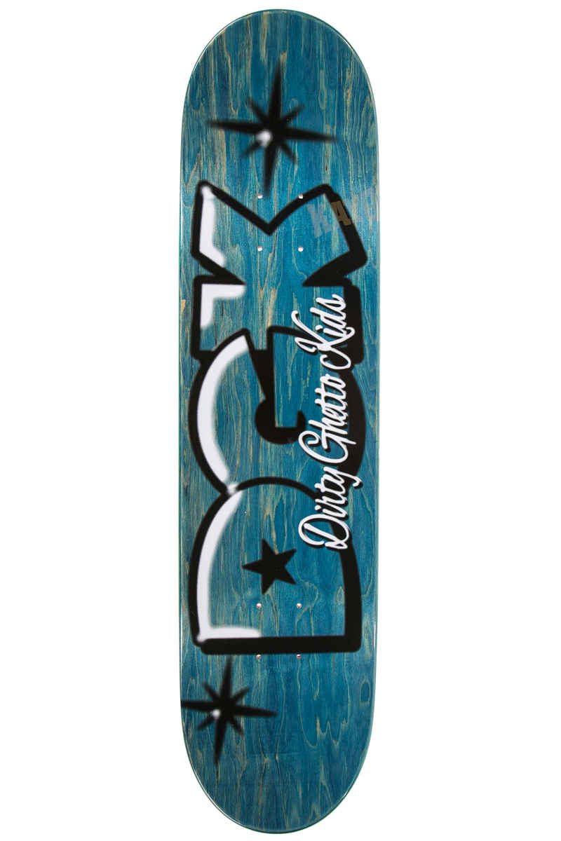 "DGK Skateboards Williams Airbrush 8"" Deck (multi)"