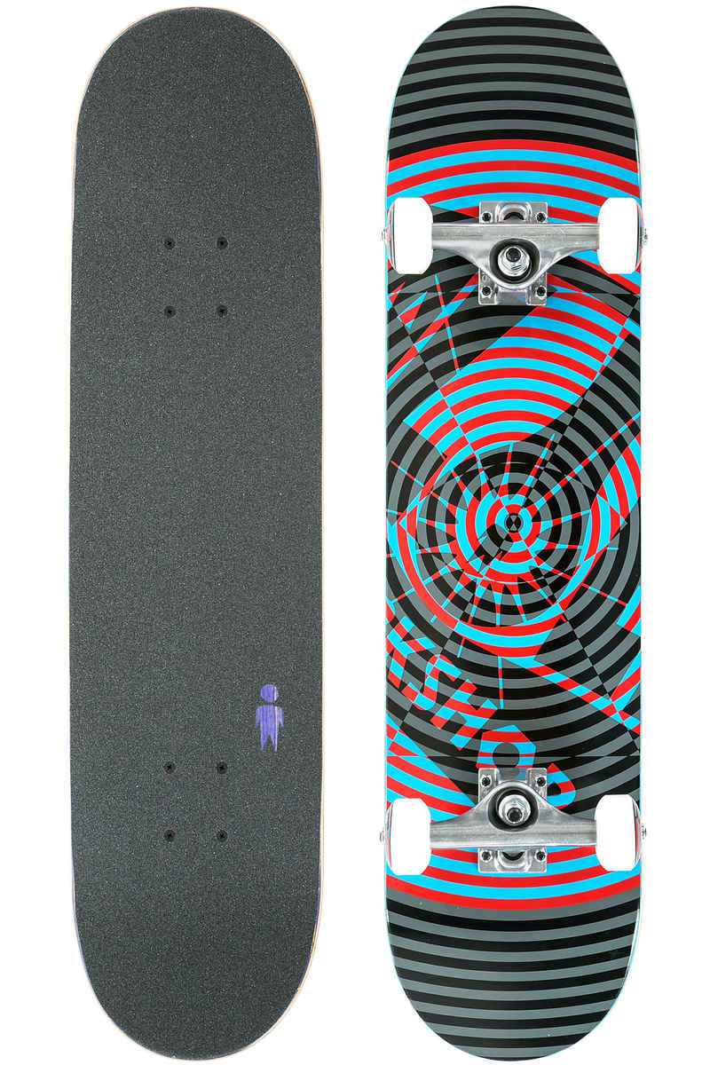 "Alien Workshop OG Pop Art 7.875"" Complete-Board"