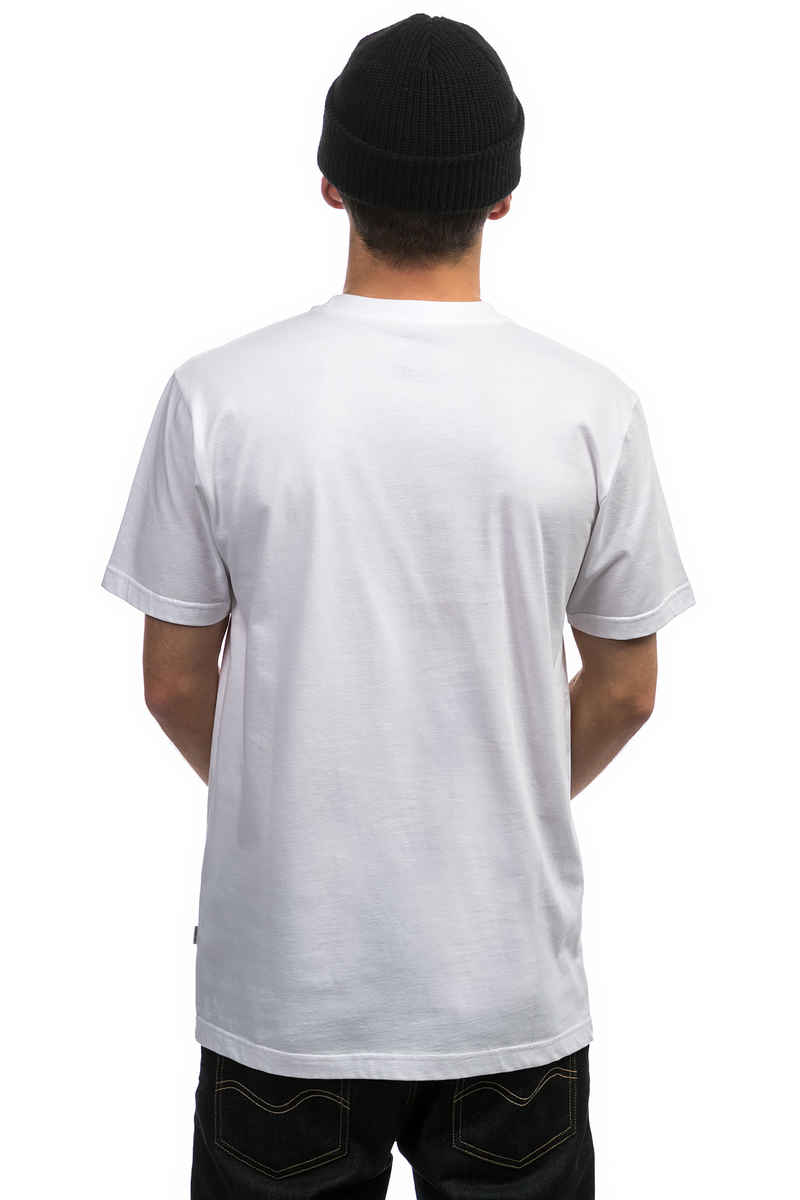 Cleptomanicx Thremo T-Shirt (white)