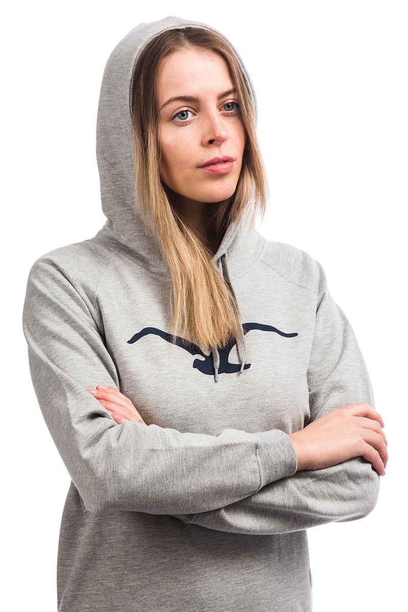 Cleptomanicx Möwe 3 Hoodie women (heather grey)