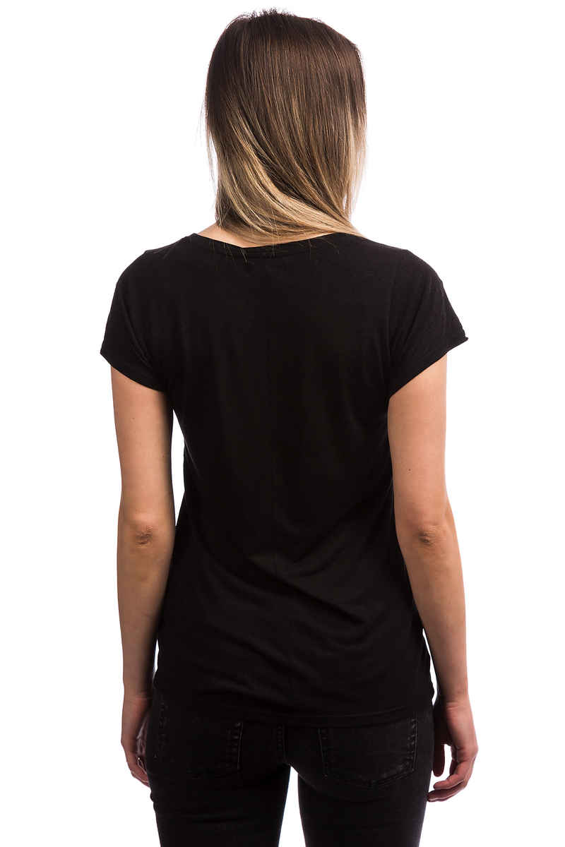 Cleptomanicx Stylo T-Shirt women (heather black)
