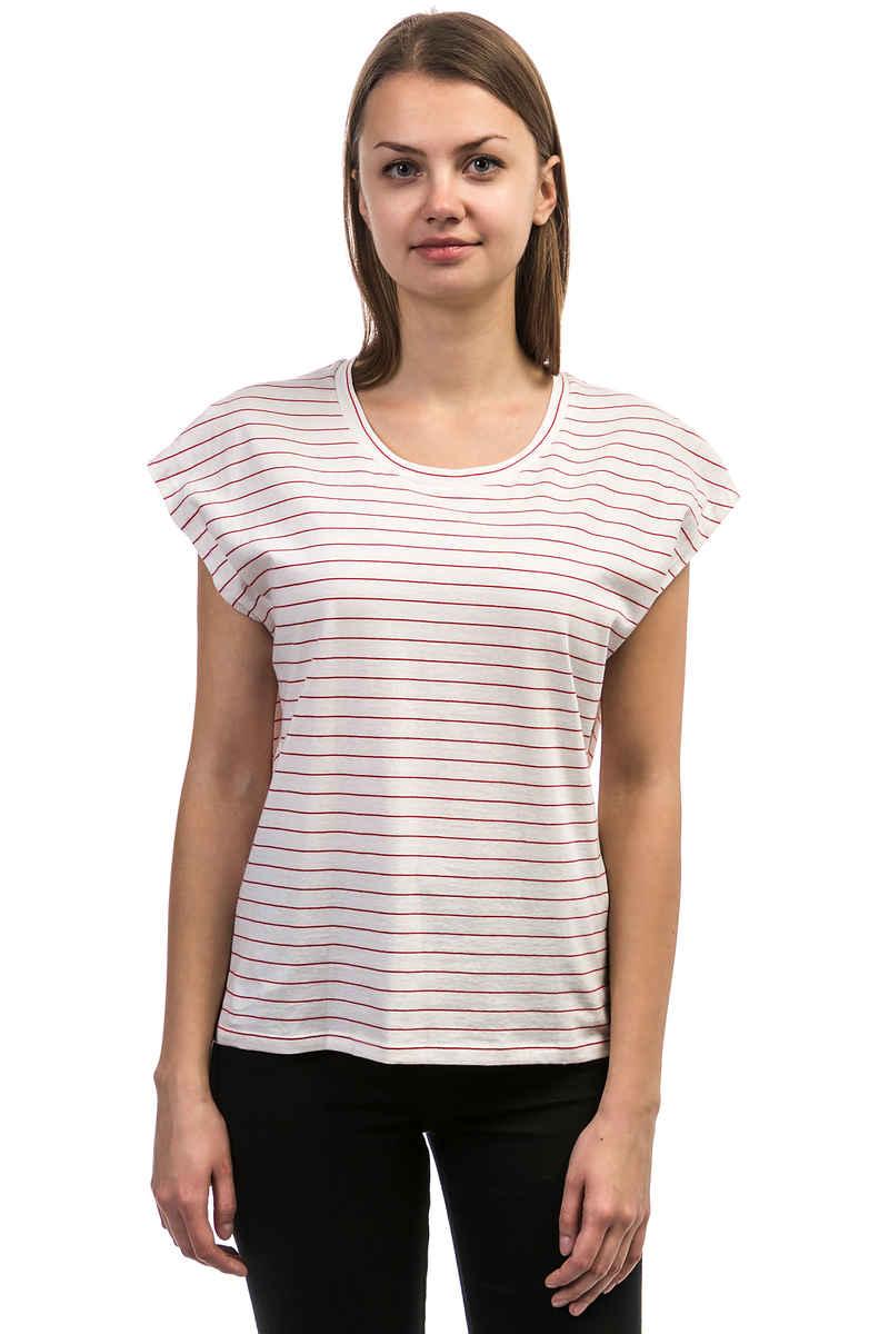 Forvert Pickford T-Shirt women (beige red)