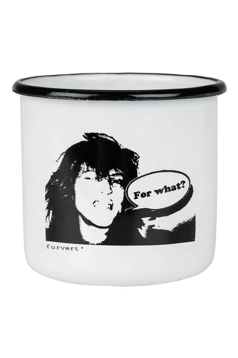 Forvert For What Mug Acces. (white)