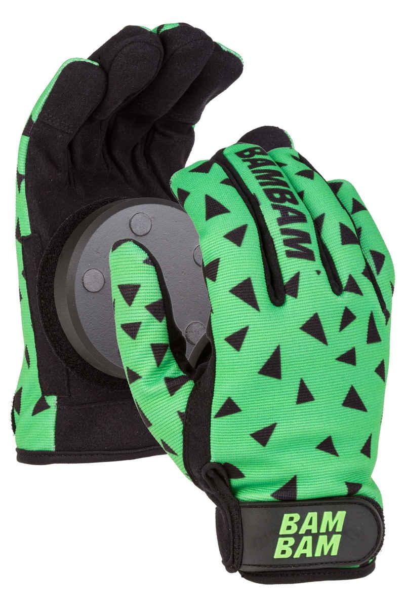 Bam Bam Skate Textile Protection Main  (green)