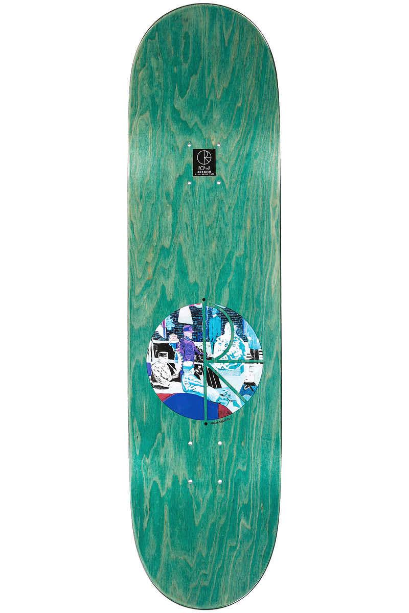 """Polar Skateboards Herrington Dreamer 8.5"""" Deck (multi)"""