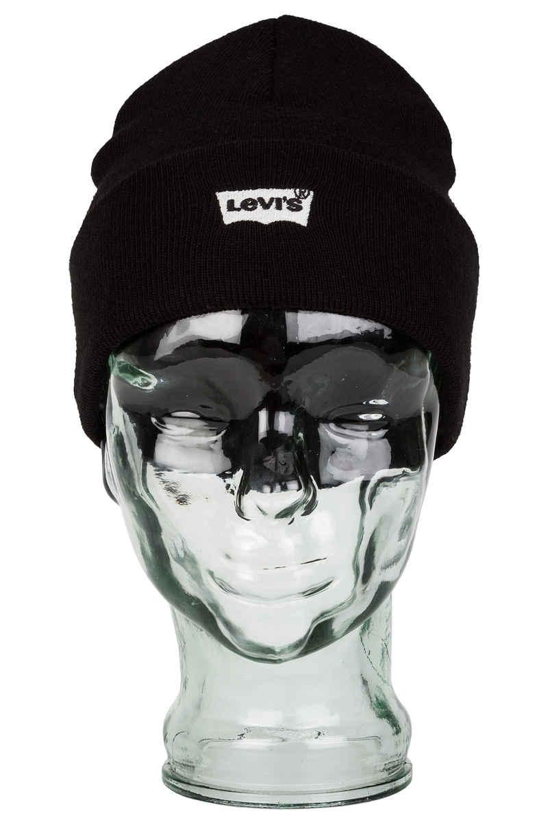 Levi's Batwing Emb Mütze (regular black)