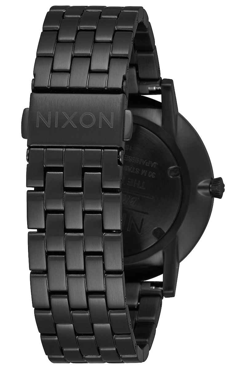 Nixon The Porter Watch (all black white)