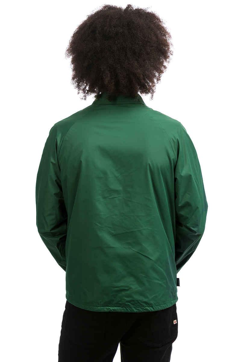 Element Yawye Coach Jacket (hunter green)