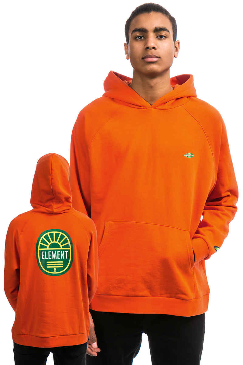 Element Yawye Hoodie (hazard orange)