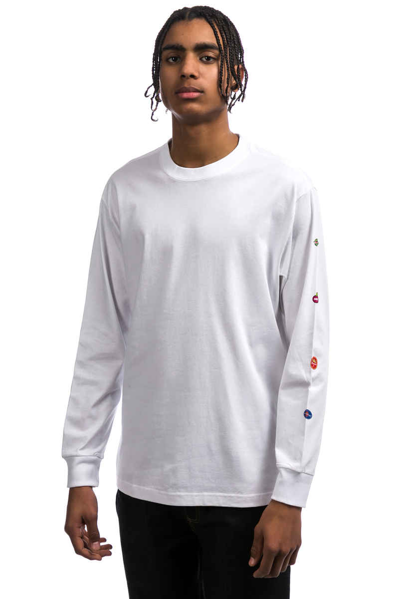 Element Yawye Longsleeve (optic white)