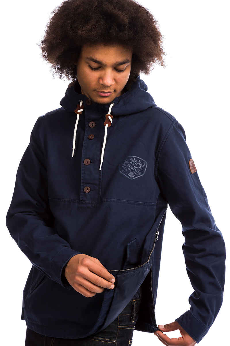 Element x Pioneer Timber! Jacket (indigo)