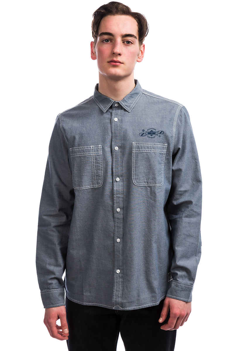 Element Curler Camisa (indigo)
