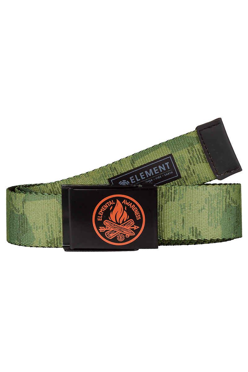 Element Awareness Beyond Ceinture (camp camo green)