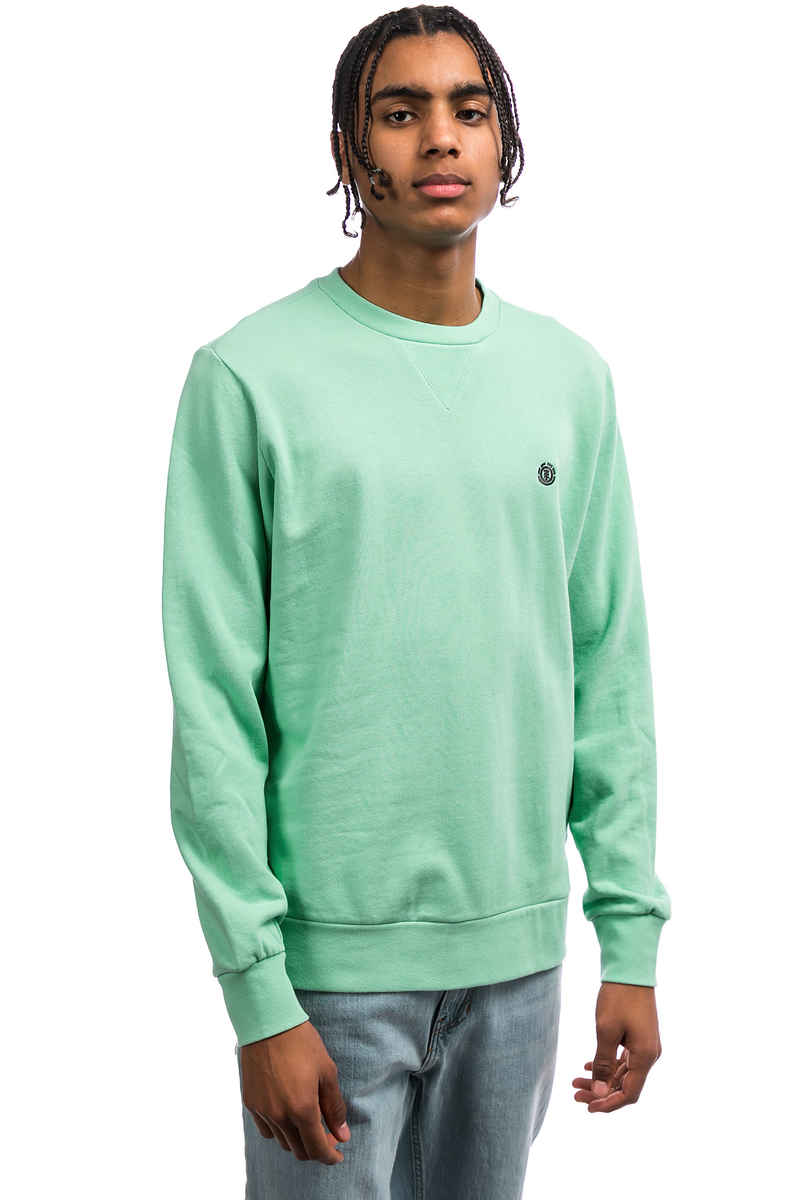 Element Cornell Pastel Sweatshirt (mint)