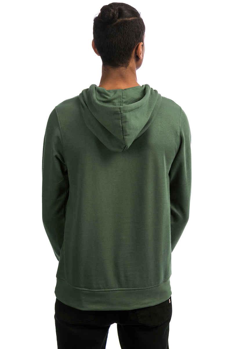 Element Vertical sweat à capuche (duck green)