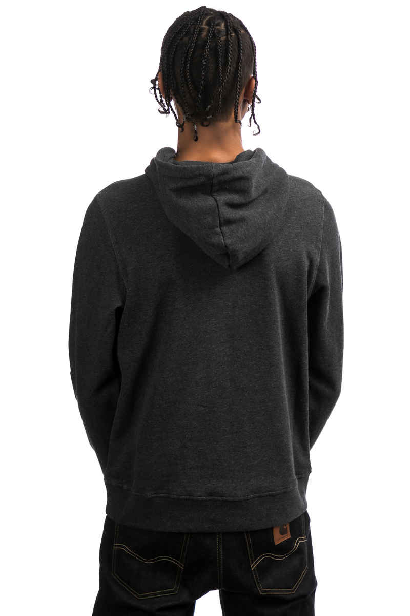 Element Logo Fill Hoodie (charcoal heather)