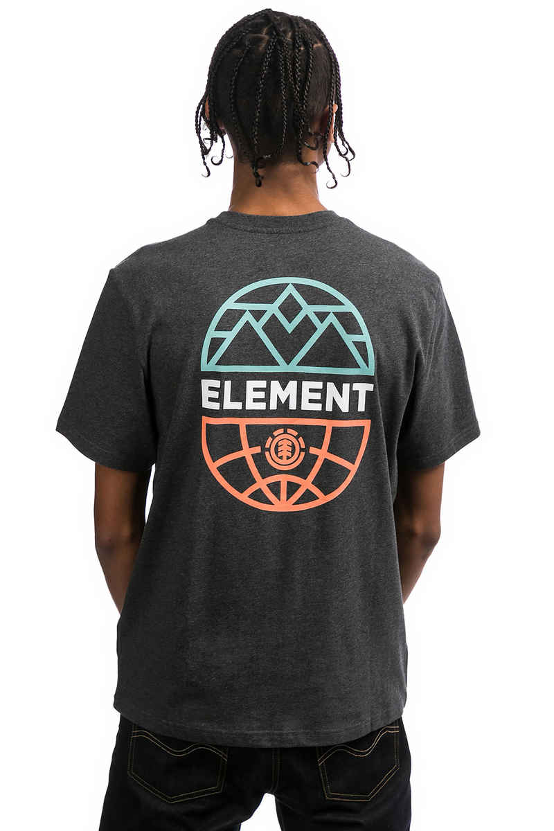 Element Terra T-Shirt (charcoal heather)